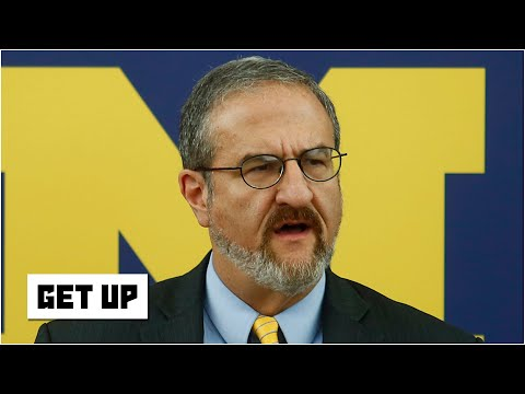 Michigan president Mark Schlissel has doubts about college football in the fall   Get Up