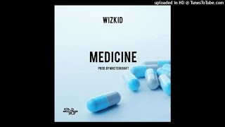 Video Wizkid - Medicine (Official Audio) download MP3, 3GP, MP4, WEBM, AVI, FLV Juli 2018