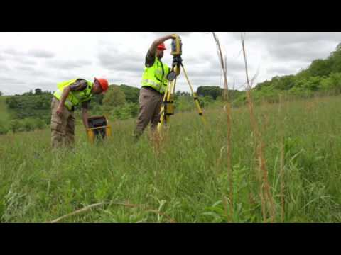 A Career in Land Surveying