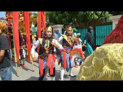 Edan Turun - Mamah Muda - Bidadari Surga ( odong odong Karawang Budi Asmara)