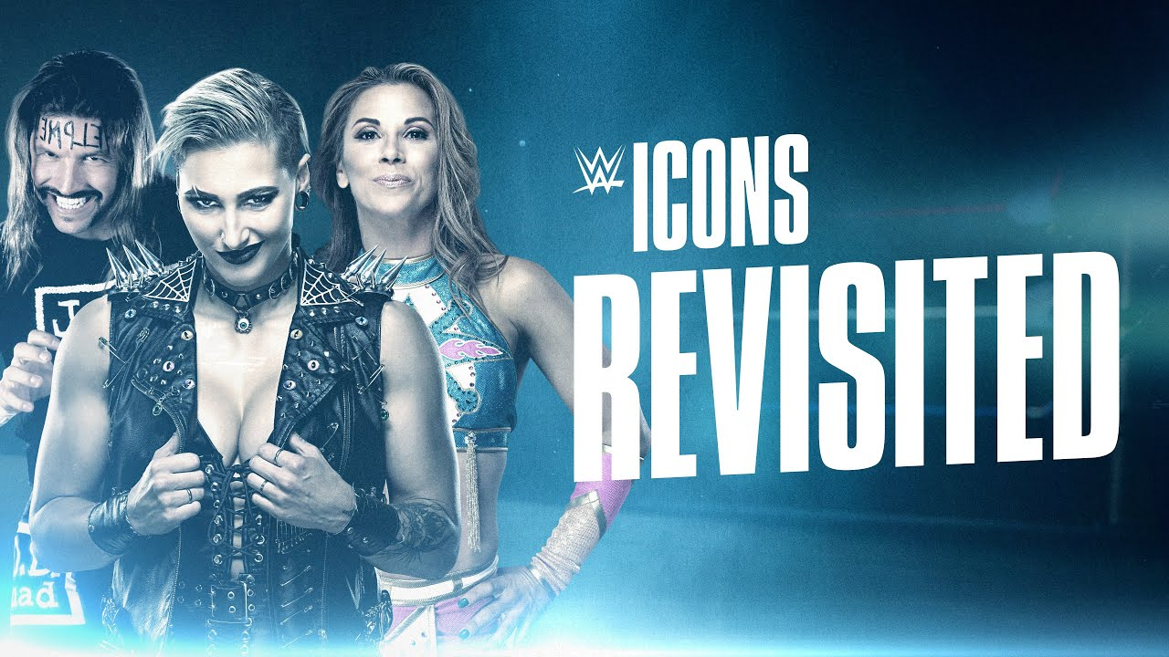 Mickie James, Molly Holly, Al Snow and Rhea Ripley celebrate Beth Phoenix: WWE Icons Revisited