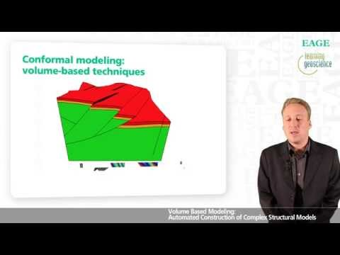 EAGE E-Lecture: Volume Based Modeling by Laurent Souche