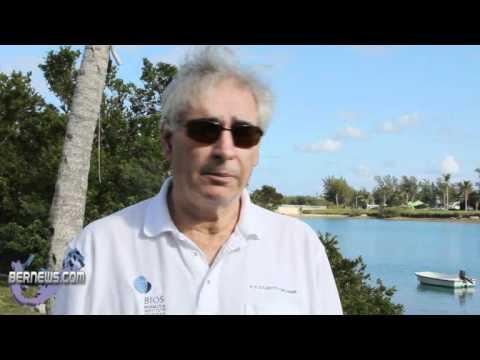 Dr Tony Knap: BIOS Marine Science Day