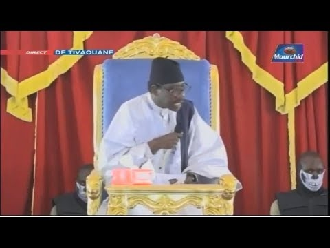 [🔴 EN DIRECT] CONFERENCE SERIGNE MOUHAMADOU MOUSTAPHA SY DU 11 JUILLET 2020