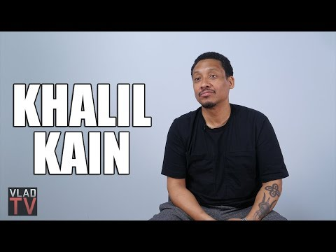 Khalil Kain on Breaking Down and Crying When He Heard 2Pac Had Died Part 8