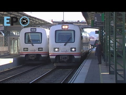 El tren gana viajeros en la provincia de Lugo