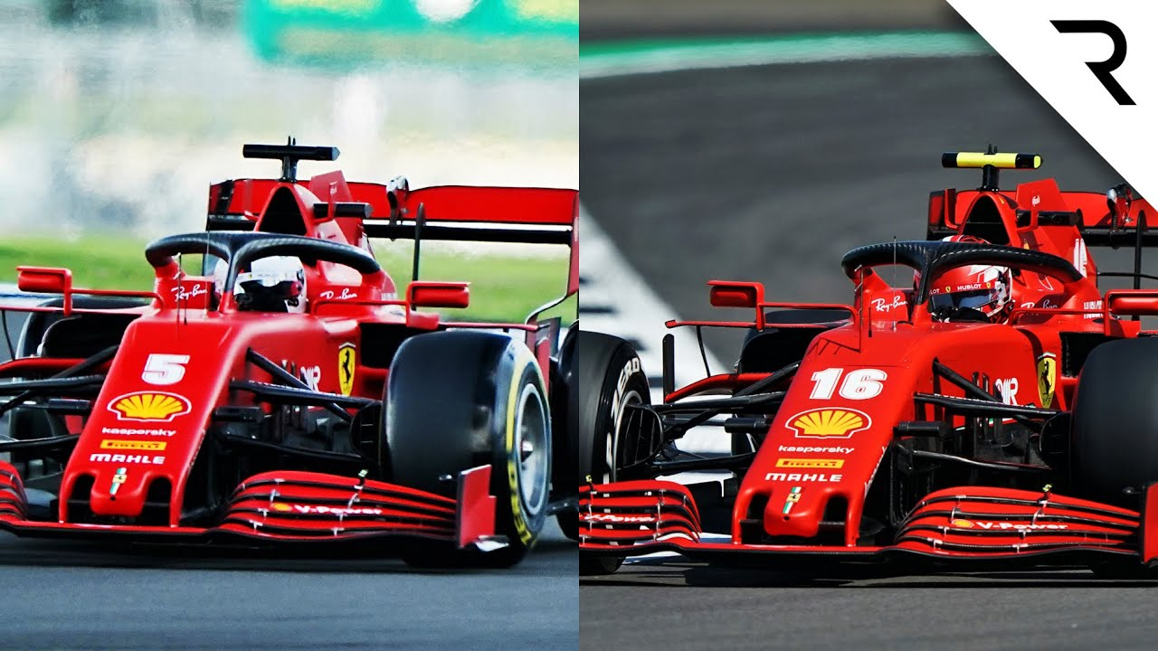 The Ferrari F1 gamble that unleashed Leclerc and left Vettel nowhere