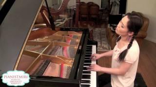 Nicki Minaj - Super Bass   Piano Cover by Pianistmiri