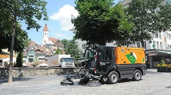 Nicht alltägliche Auslieferung - eSwingo fährt 191 km von St. Blasien nach Thun