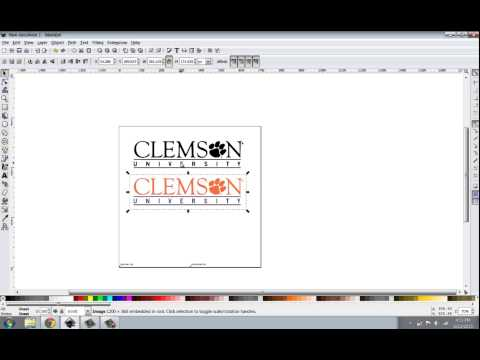 Creating G-Code from Images and Letters in Inkscape