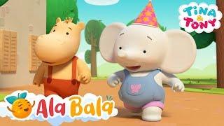Onomastica (Ep. 6) - Tina si Tony - Desene animate copii AlaBala