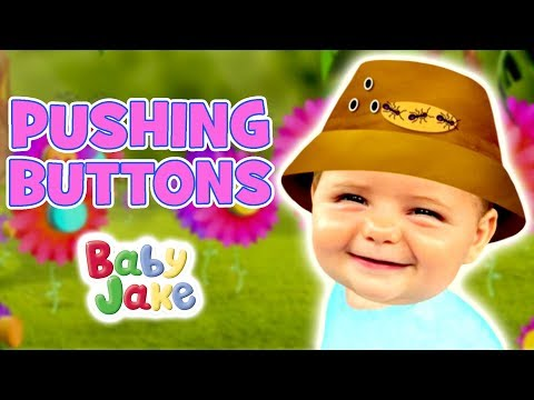 Baby Jake - Pushing Buttons | Full Episodes | Yacki Yacki Yoggi | Cartoons for Kids