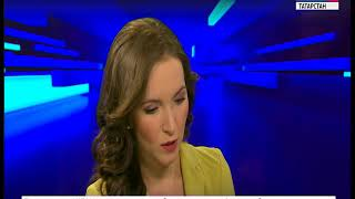 Смотреть видео Россия 24  Интервью от 21 февраля онлайн
