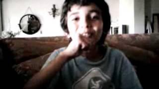 enfant de 10 ans chante diams