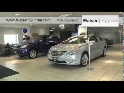 Minneapolis, MN Walser Hyundai Dealer Ratings - YouTube