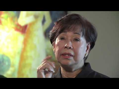 Interview with Ms. Mila Aguinaldo 2/11/2016