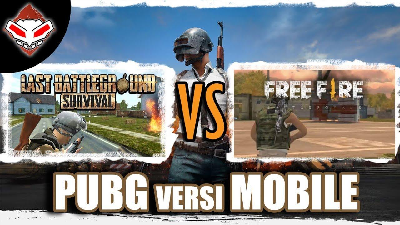 Free Fire Battleground: Last Battleground Survival & Free Fire