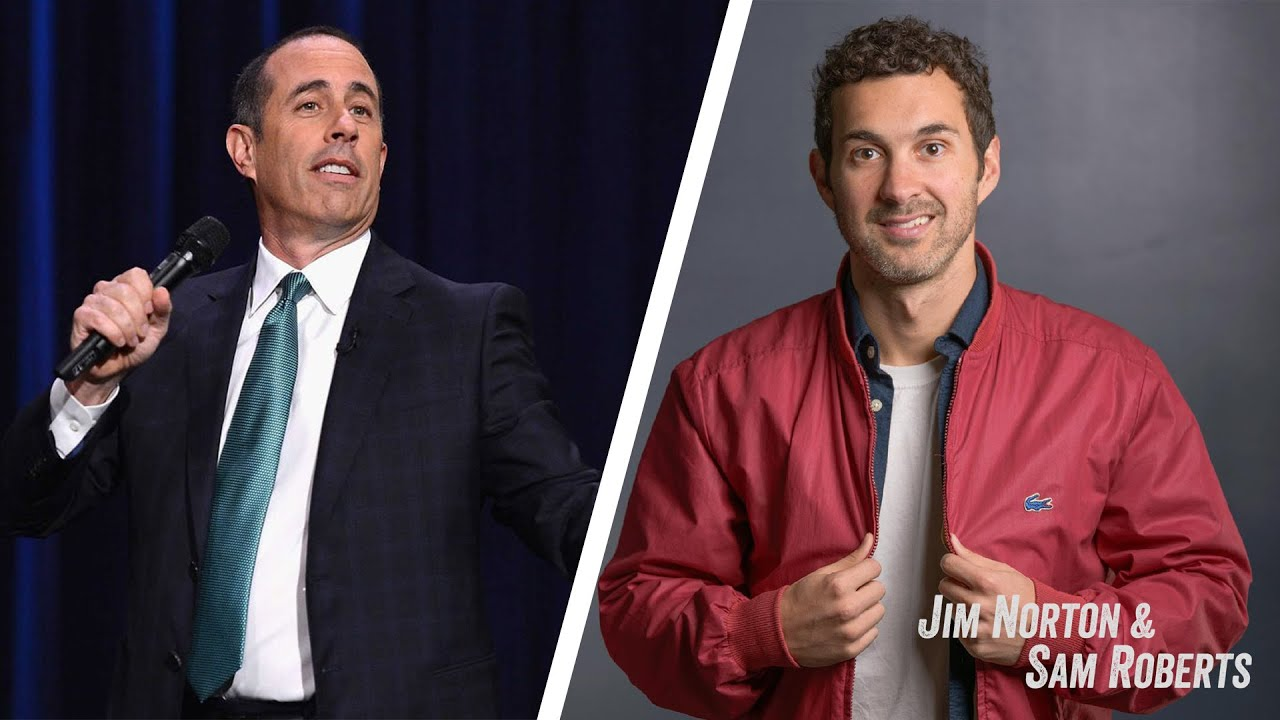 Mark Normand's New Idea For Seinfeld | Jim Norton & Sam Roberts
