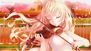 Nightcore - Way Back Home (Violin Cover)