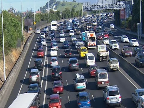 Auckland`s Traffic Congestion Solution with Darryn Hayward