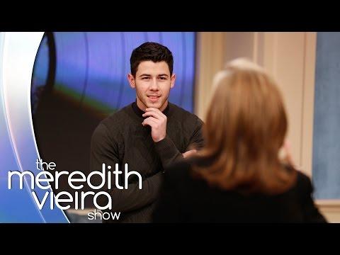 Nick Jonas On The Jonas Brothers Band Breakup | The Meredith Vieira Show Mp3
