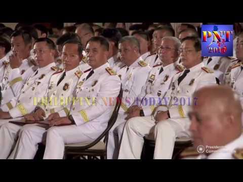 Philippine National Police PNP Oath Taking Speech Jannuray 19, 2017