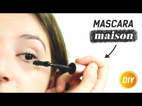 Quelle est la meilleure recette de mascara maison 100% naturel ? - DIY
