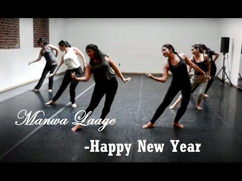 Manwa Laage Choreography | KBI Dance