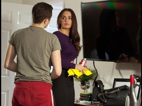 Hollyoaks February 13th 2014 (Ruby Exits/Mercedes sinks to a new low)