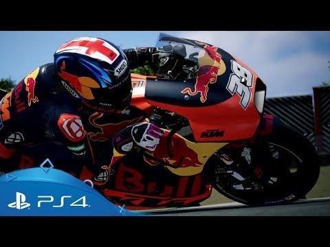 MotoGP 18 | Gameplay Trailer | PS4