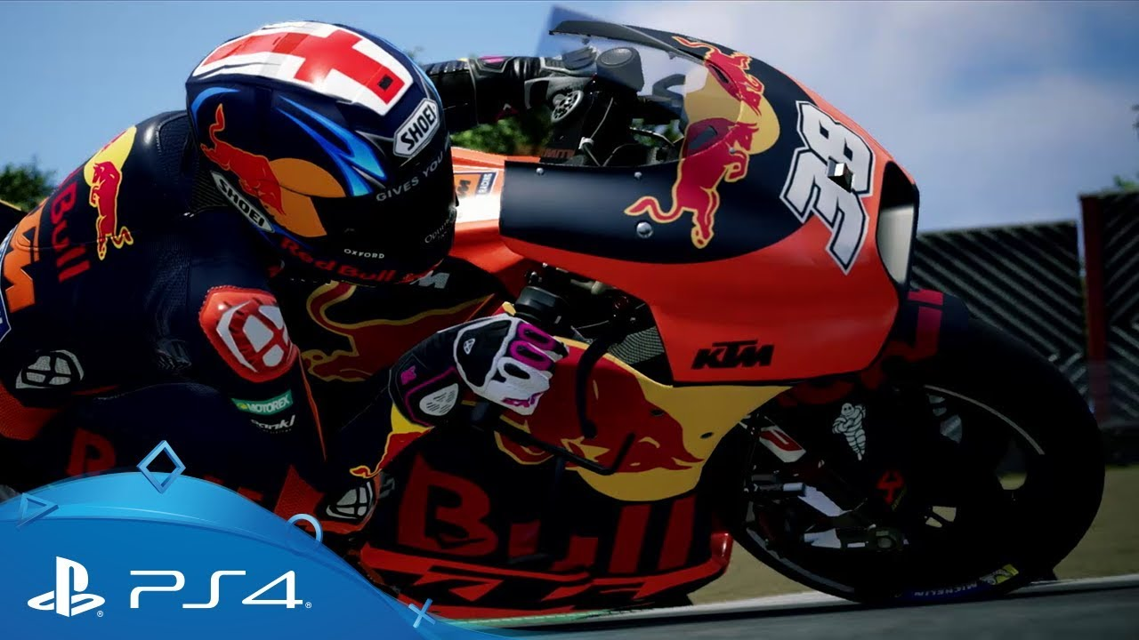MotoGP 18 | Gameplay Trailer | PS4 - YouTube