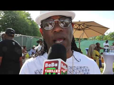"THRILLER ""U"" MASH UP THE SHOW AT YAM FESTIVAL (JAMAICA QUEENS)"