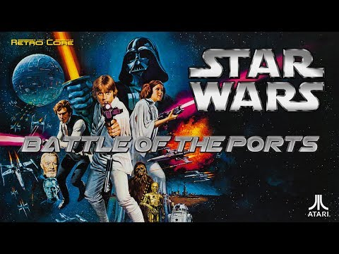 Battle of the Ports - Star Wars (スターワーズ) Show #201- 60fps