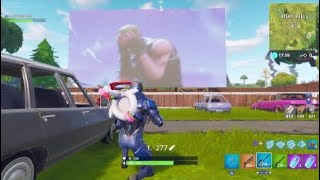 Risky Reels Theatre screen working| Fortnite Battle royal