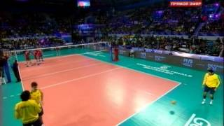 Volleyball World League 2013: Russia - Brazil final