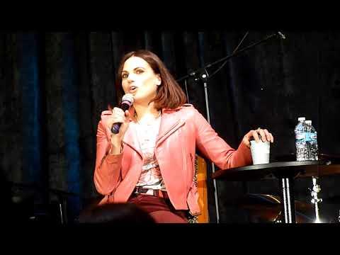 Lana Parrilla Part 2! OUATCHI 2018