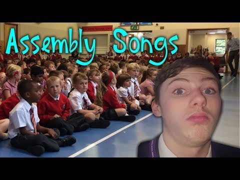 Reacting To... School Assembly Songs