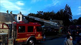 6 15 16 700 haverford rd ridley park delaware co pa house fire