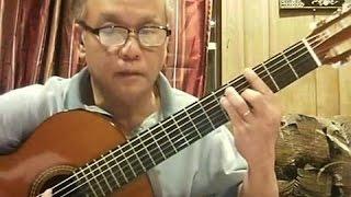 Về Đây Nghe Em (Trần Quang Lộc) - Guitar Cover by Hoàng Bảo Tuấn
