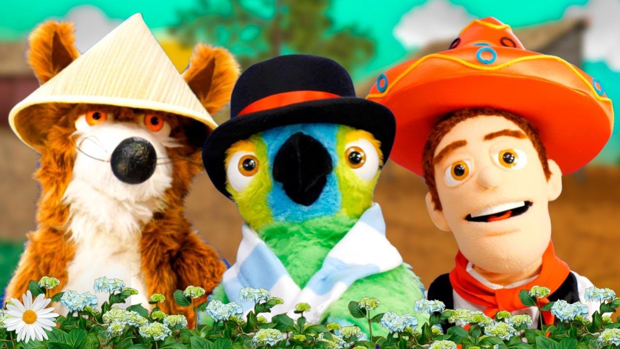 Игра на ферме - Кукольная ферма | Детское Королевство