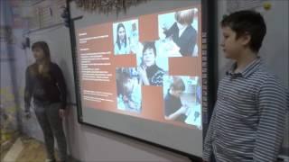 Уроки литературы в начальной школе (проект 5 класса)