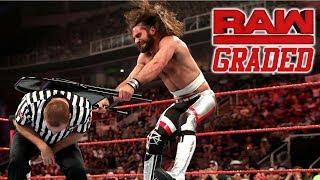 WWE Raw: GRADED (10th June) | Super ShowDown Fallout, Title Change