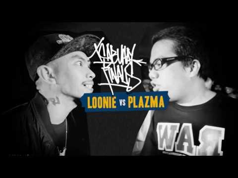 FlipTop - Loonie vs Plazma @ Isabuhay 2016 Finals
