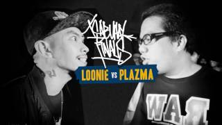 FlipTop - Loonie vs Plazma @ Isabuhay 2016 Finals