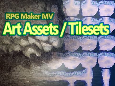 Arts Assets and Tilesets