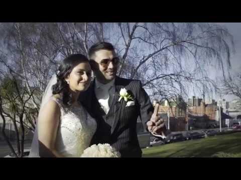 Simon & Neda Wedding Highlights