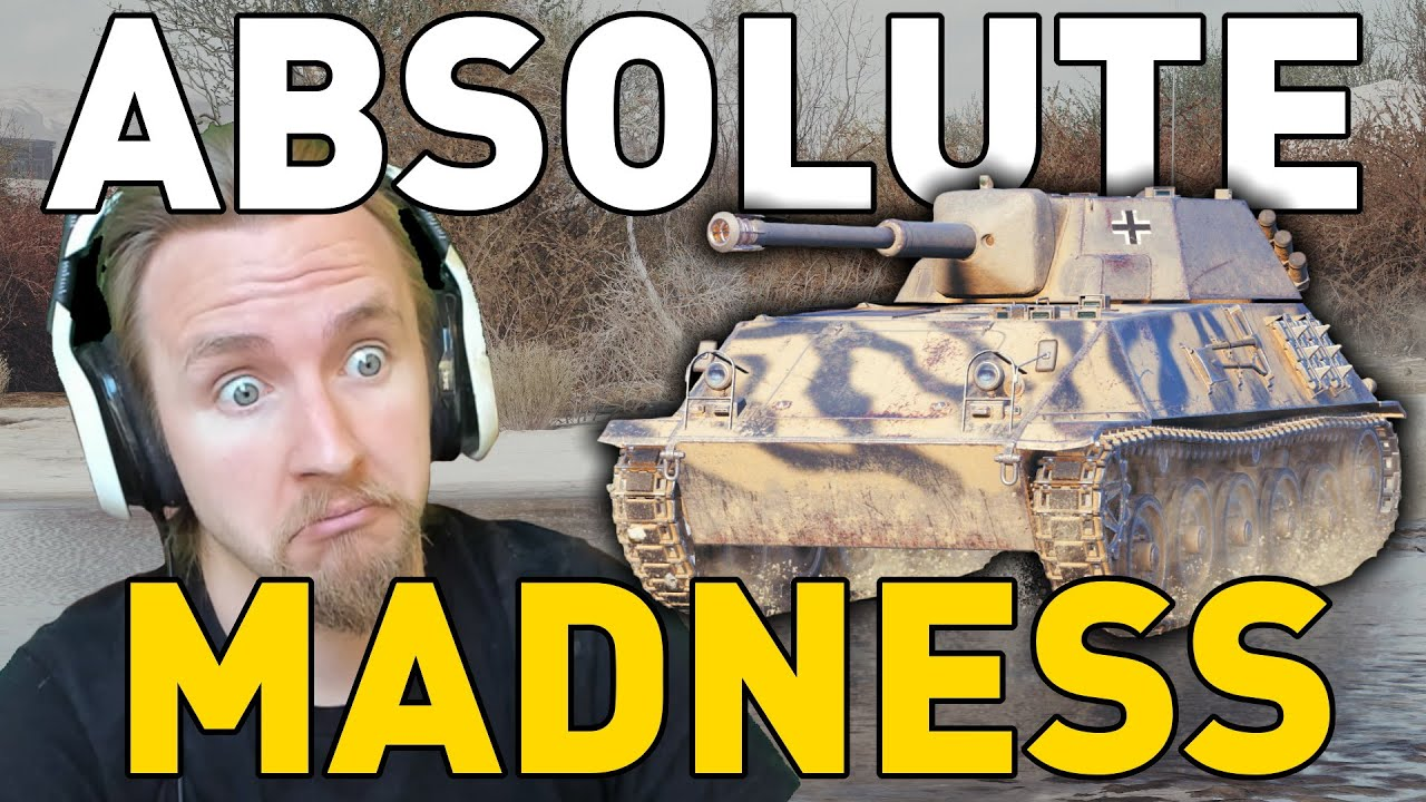 ABSOLUTE MADNESS in World of Tanks!