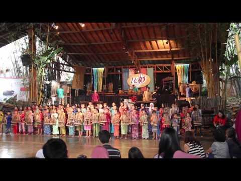 Angklung Mang Udjo - Lagu Nusantara