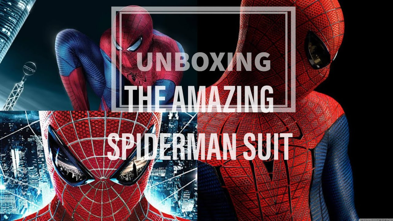 Download UNBOXING - THE AMAZING SPIDERMAN 1 SUIT FROM ZENTAIZONE