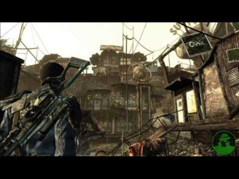 Fallout 3 - Radio Enklave - John Henry Eden - 3 Hours - German - Deutsch